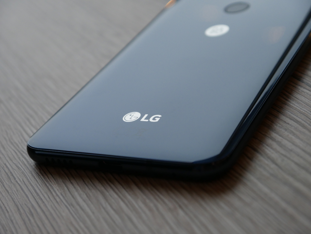 2018 Android g7 LG