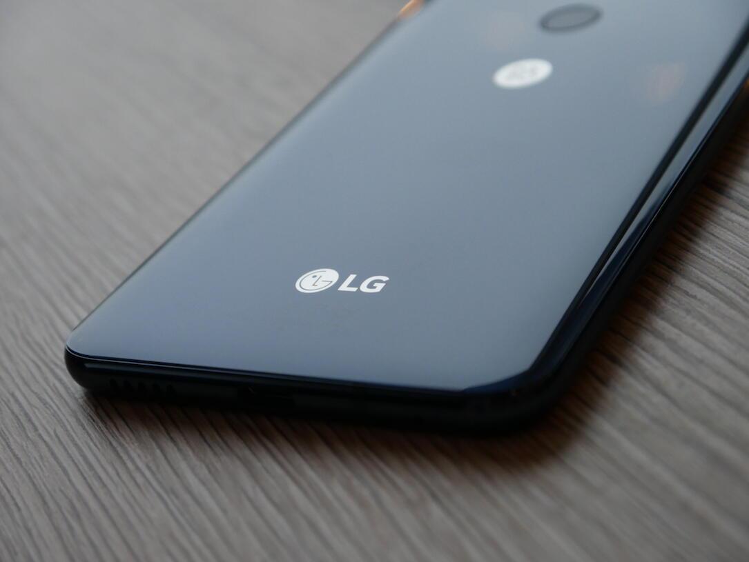 Android CES2018 g7 LG Smartphone Strategie umdenken