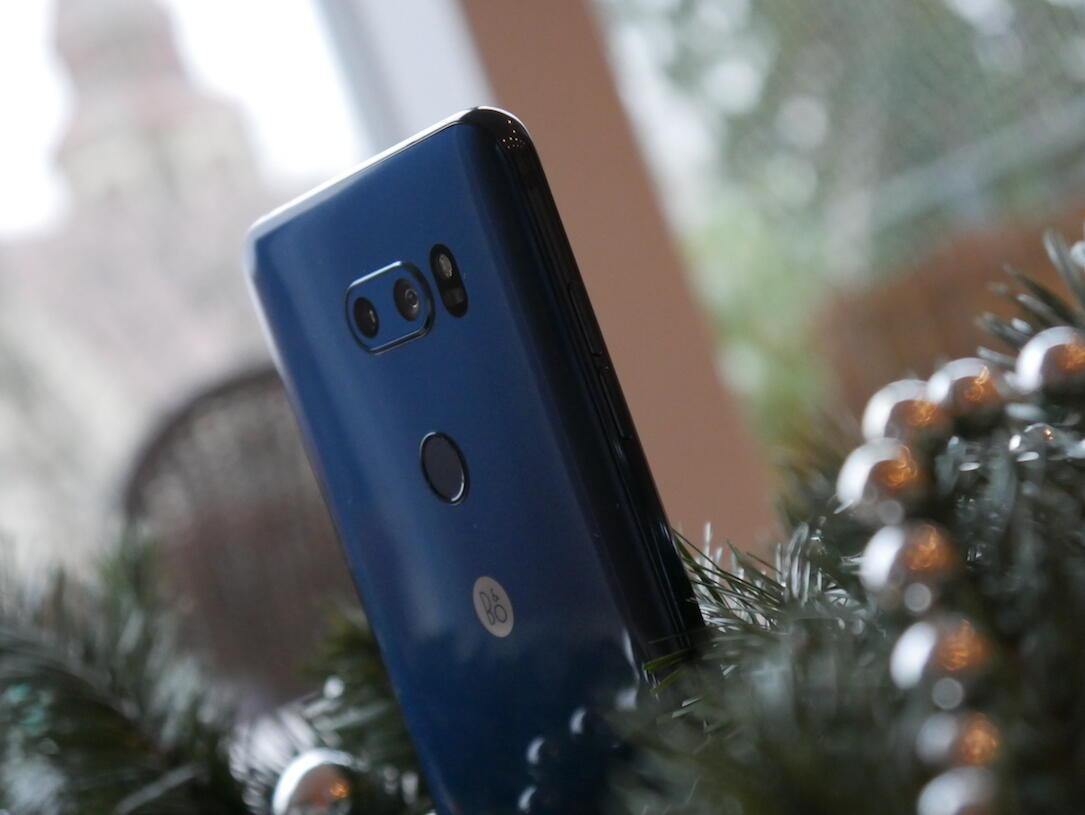Android LG MWC2018 neu v30 v30s