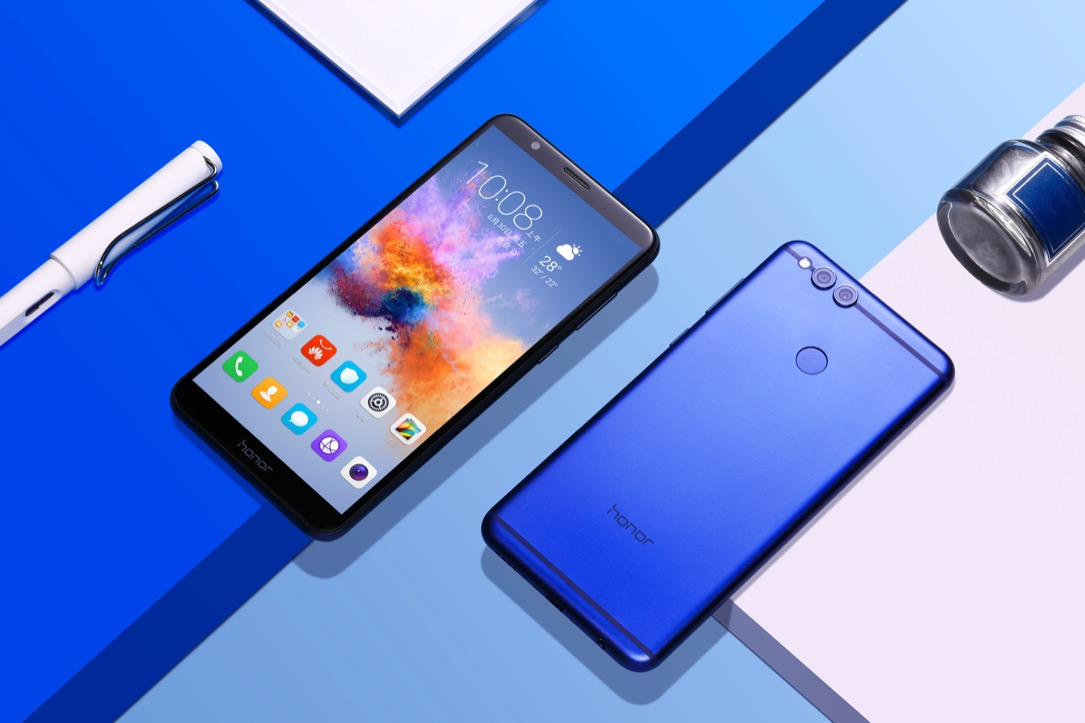7X aff Android Honor