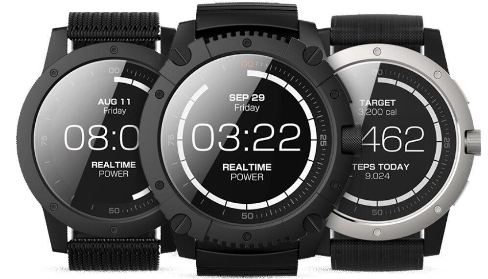 Powerwatch smartwatch Wearable