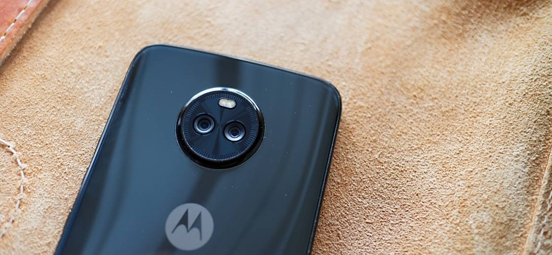 1 aff Android Moto X4 Motorola review test Testbericht