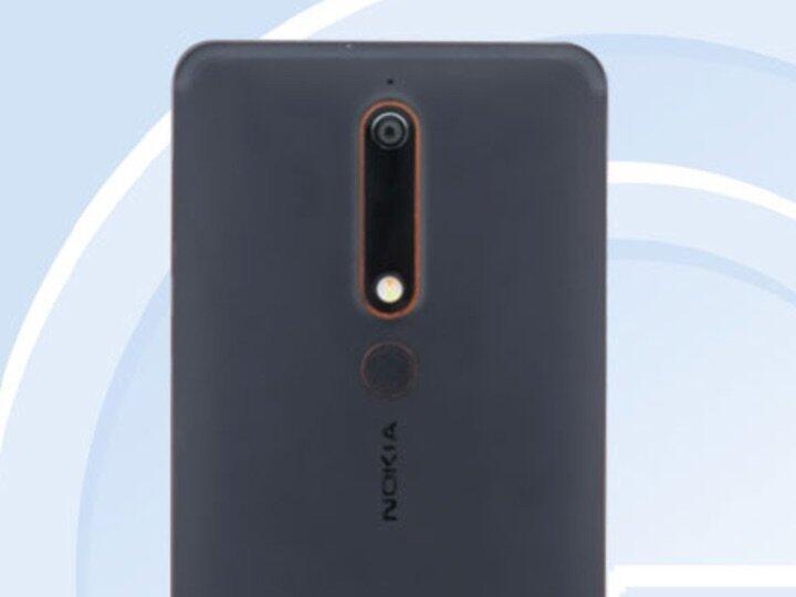 2018 Android Nokia nokia 6