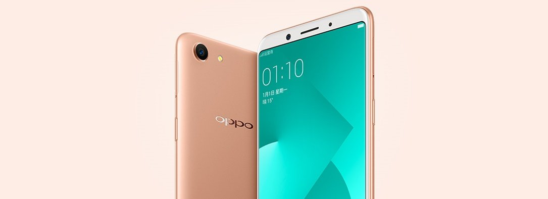 Android oppo OPPO A83