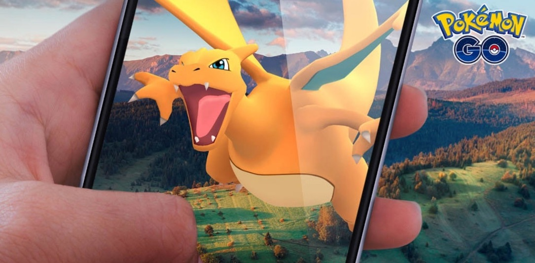 1 Apple Augmented-Reality iOS pokemon pokemon go