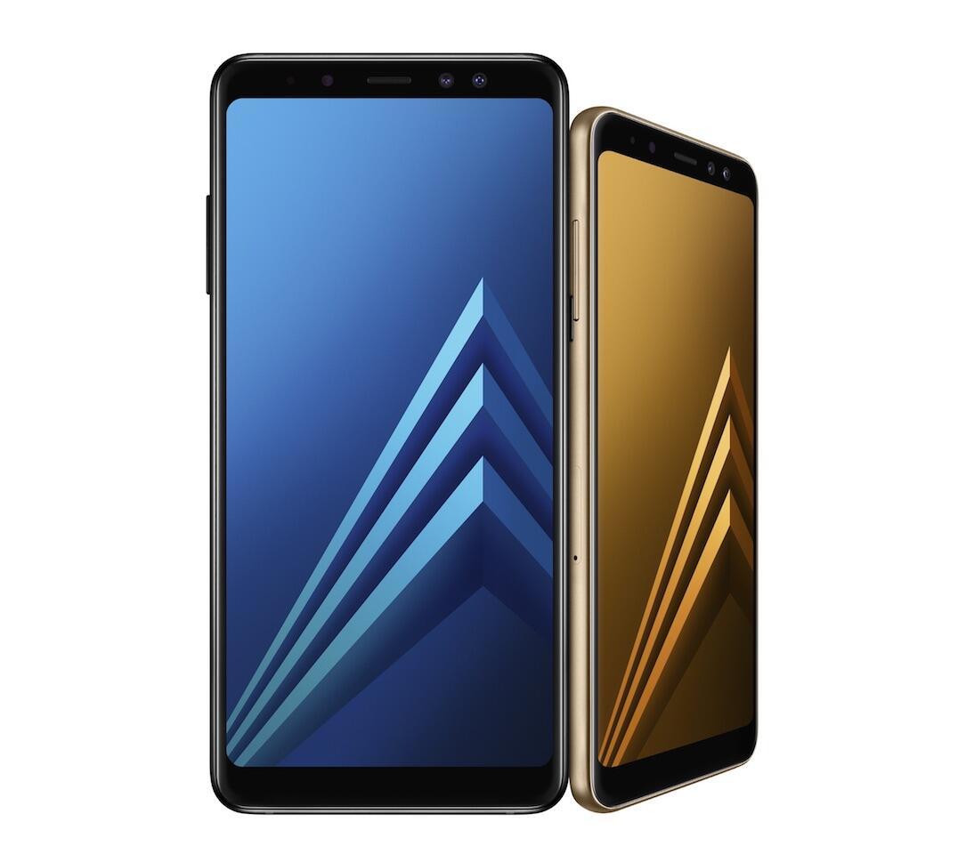 2018 Android deutschland galaxy galaxy a8 Samsung