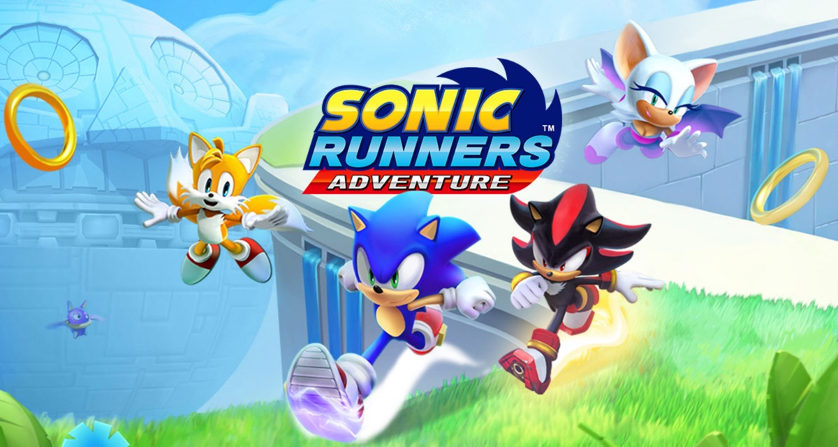 Android Apple gameloft Google iOS runners adventure sonic