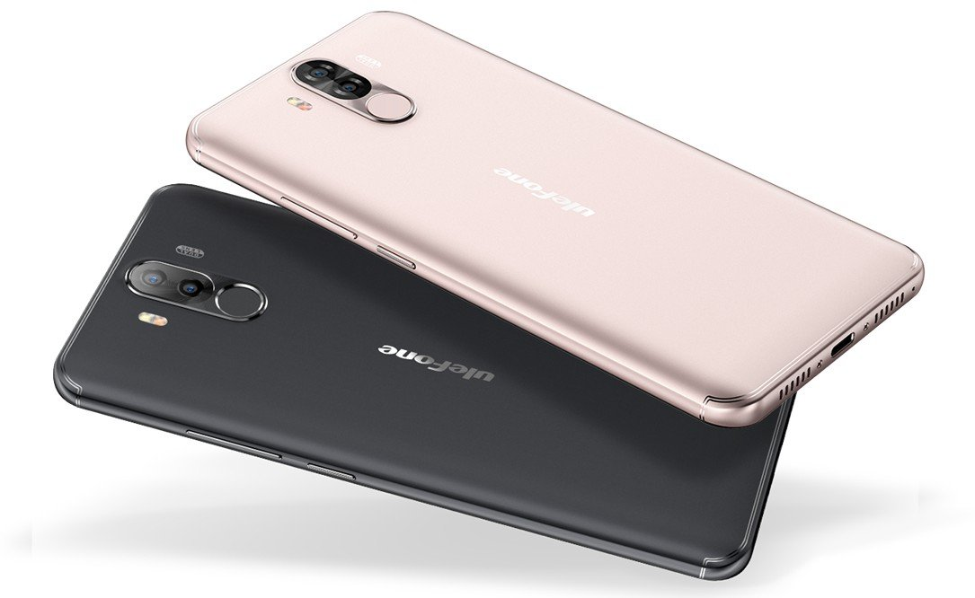 aff Android Ulefone