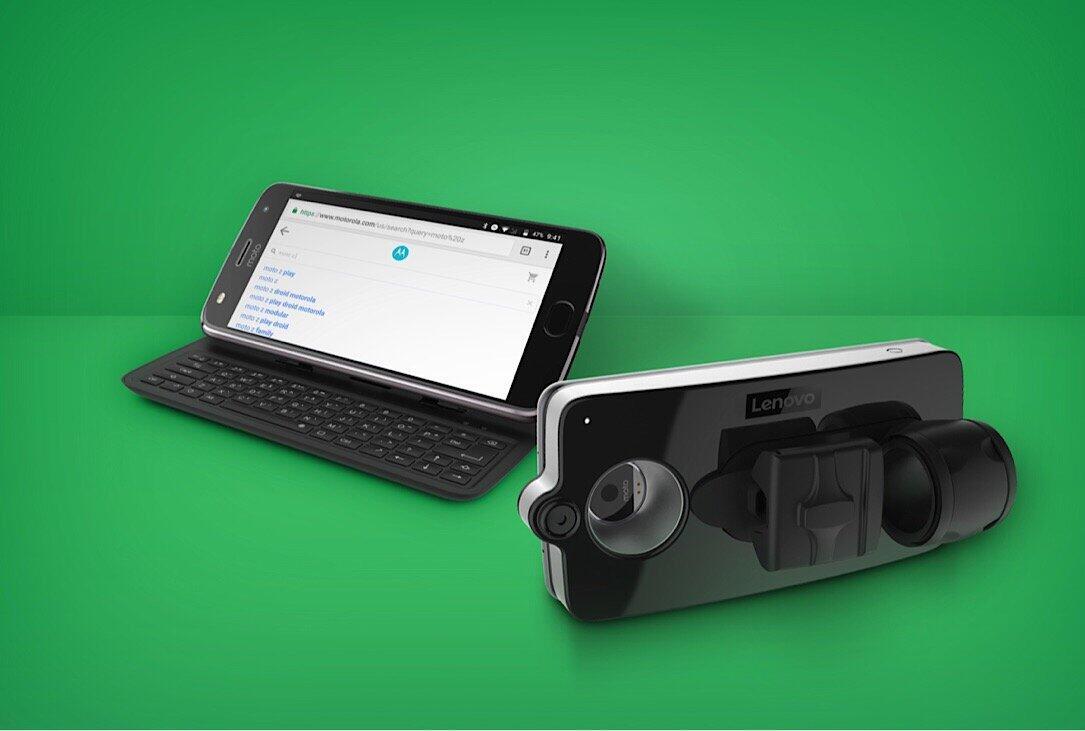 aff Android CES2018 lenovo Livermorium moto mods Motorola