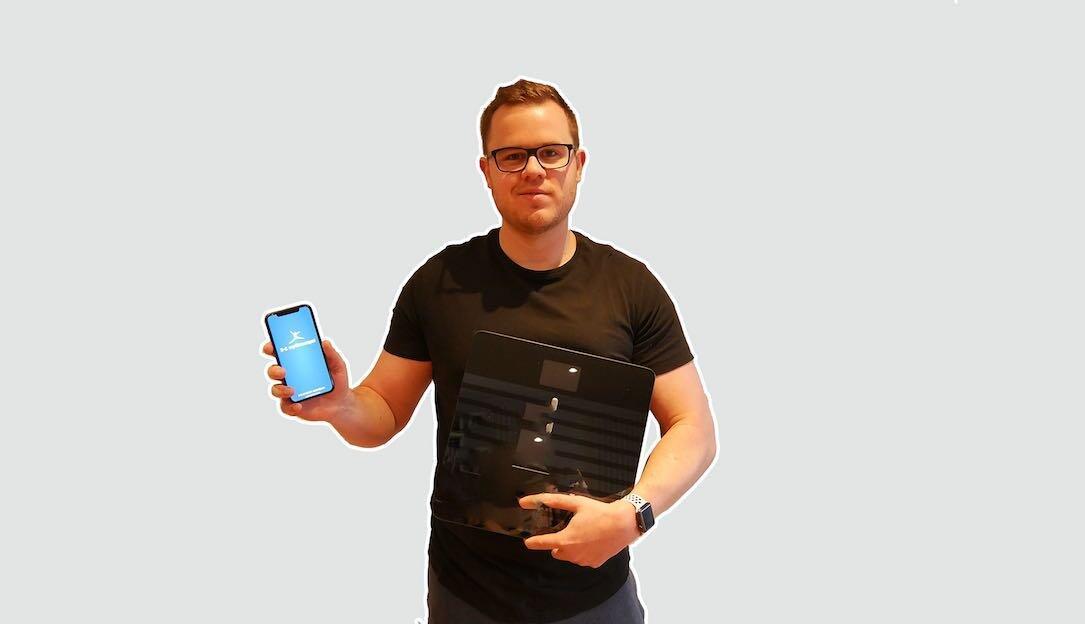 1 2018 abnehmen Android Apple fitness gesund Google hilfe iOS myfitnesspal technik tipps tracker