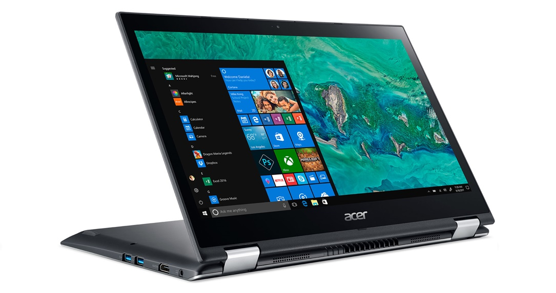 Acer Acer Spin 3 (2018) CES2018