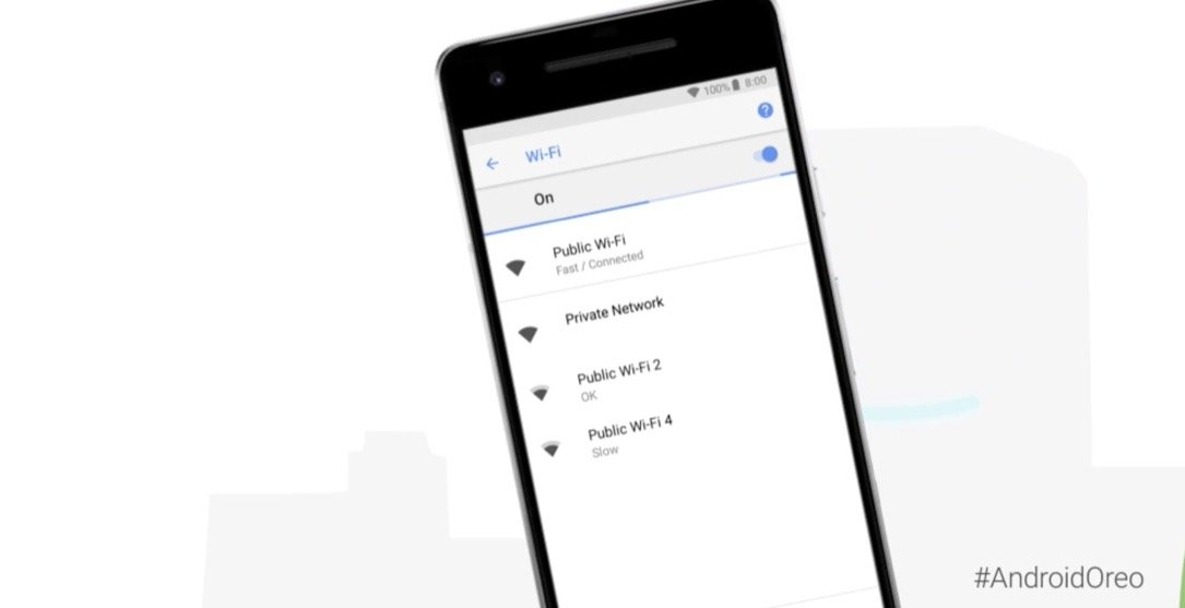 Android Google Update WiFi Wlan