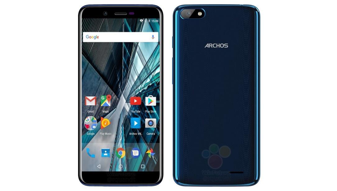 18:9 Android Archos Archos Core 57S Leak