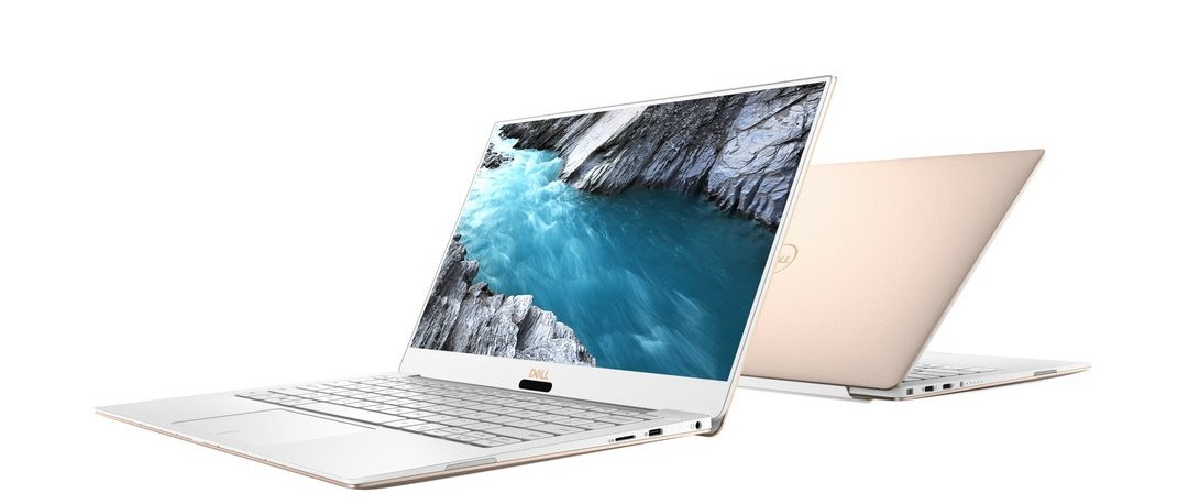 CES2018 Dell Dell XPS 13 Notebook