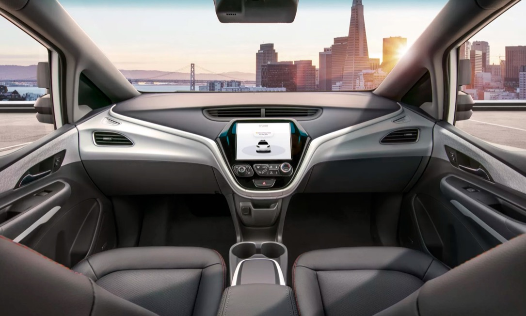 2019 auto autonom CES2018 General Motors gm