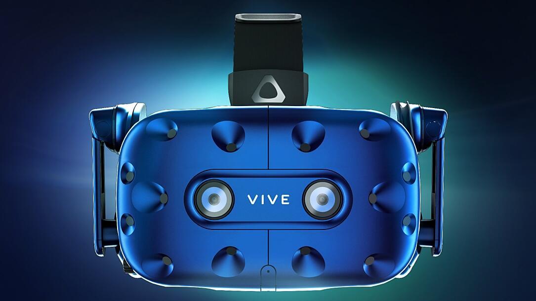 CES2018 HTC HTC Vive Pro VR Brille