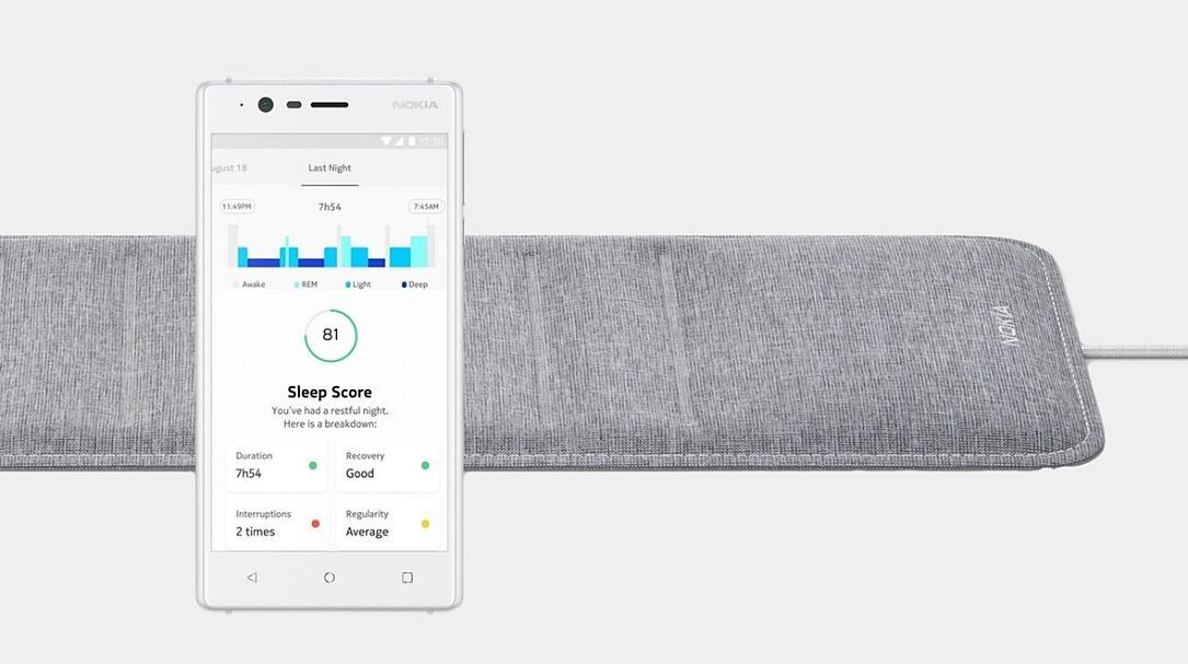 CES2018 Nokia Nokia Sleep