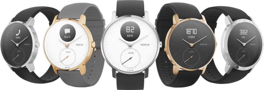 aff Nokia Nokia Steel HR Wearable