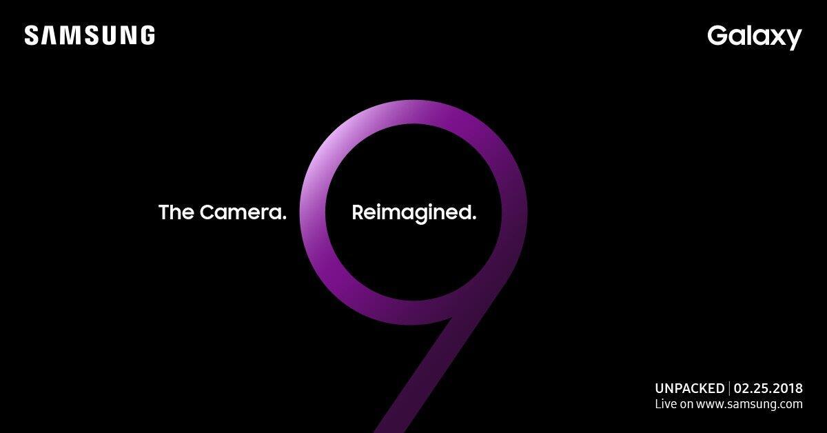 1 Android galaxy Kamera MWC2018 s9 Samsung unpacked