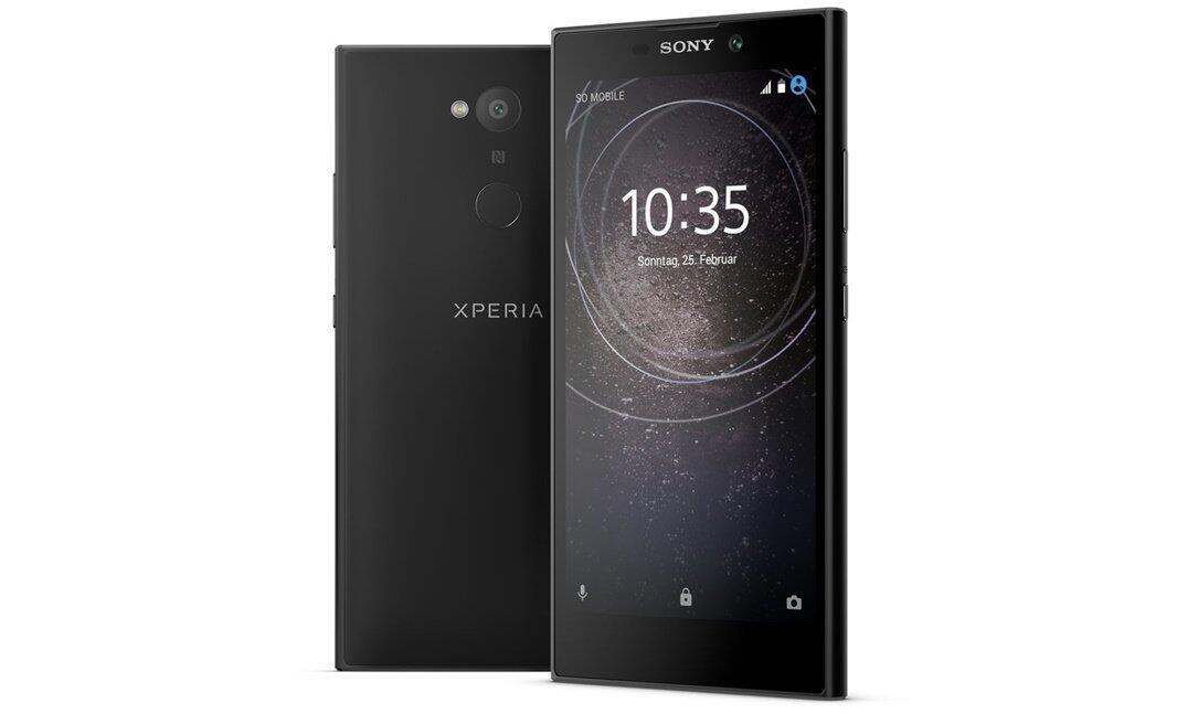 CES2018 Sony Xperia L2