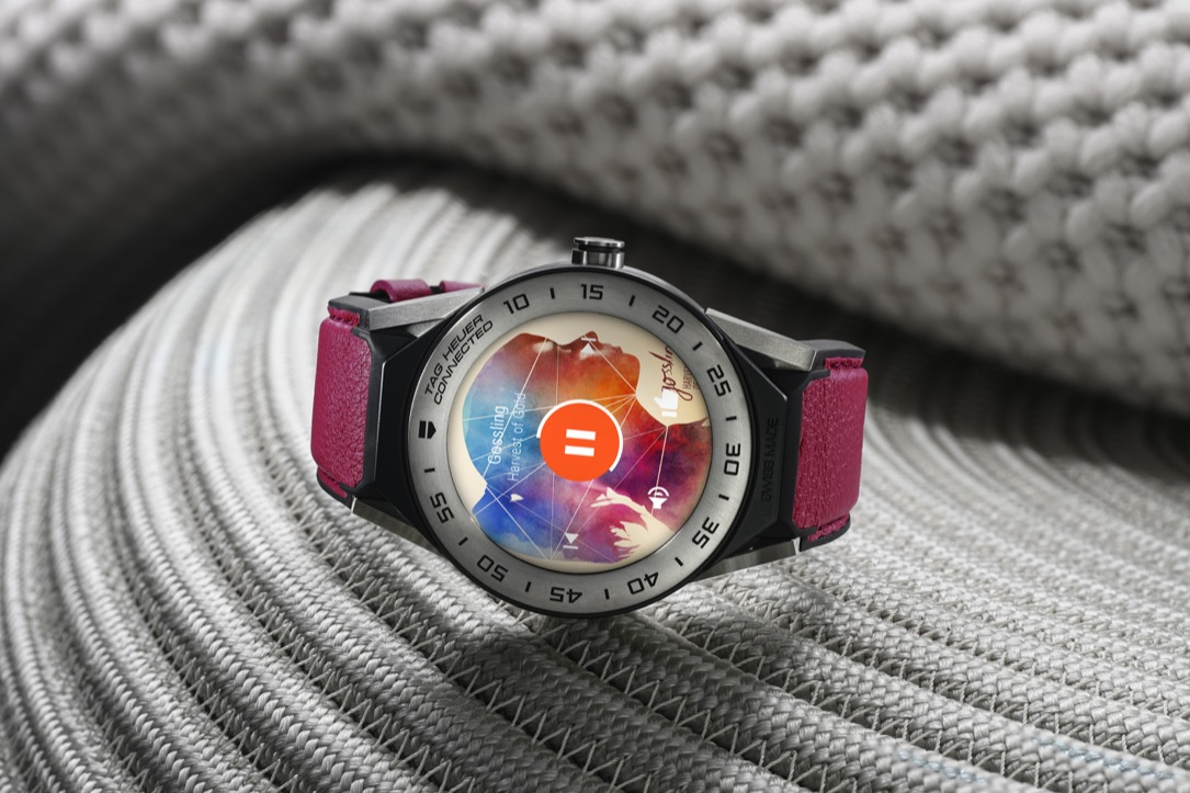 Android connected Google module 41 preis Tag heuer wear