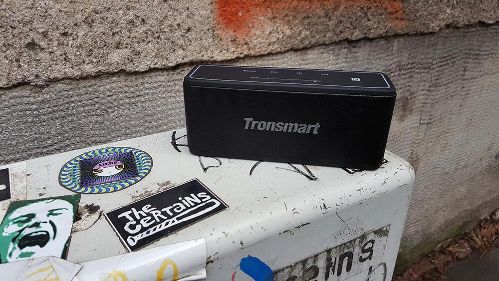 aff bass billig Bluetooth Drahtlos günstig Lautsprecher mega Musik Speaker tronsmart wireless