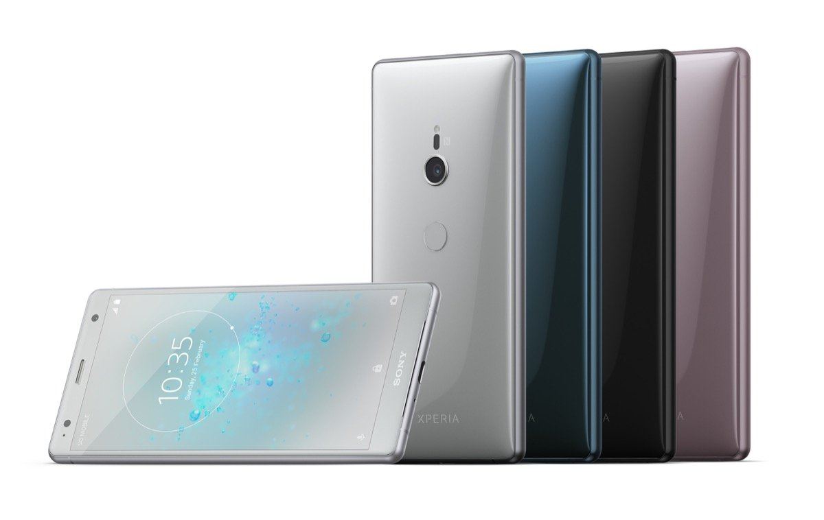 aff Android Compact Google Sony Xperia xz2
