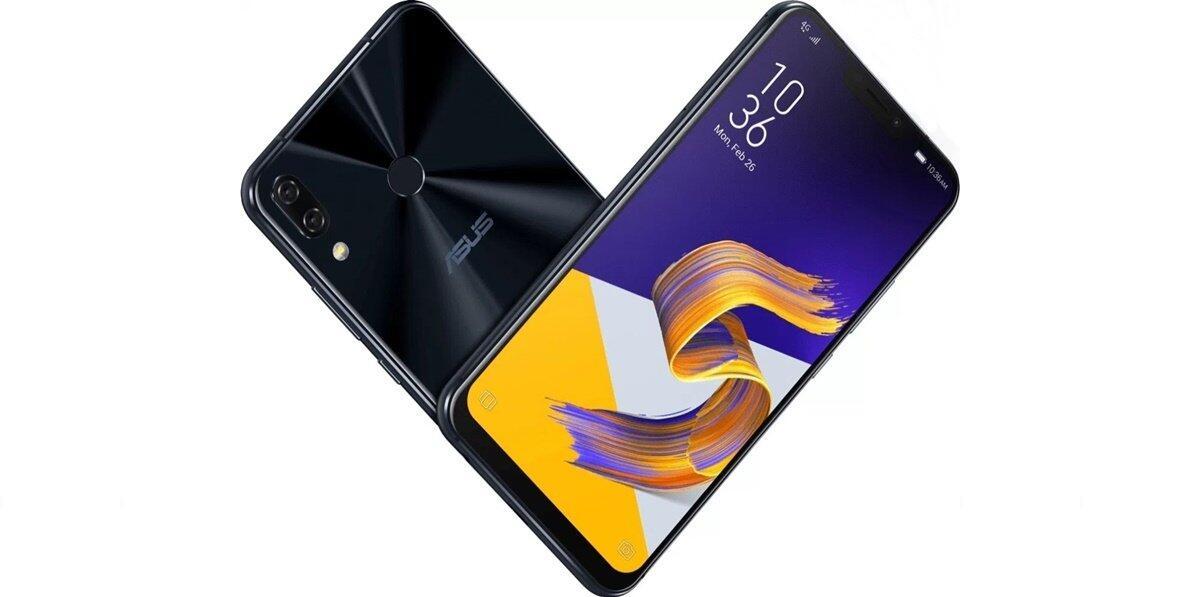 1 Android Asus ASUS Zenfone 5 Asus Zenfone 5Z Google MWC2018