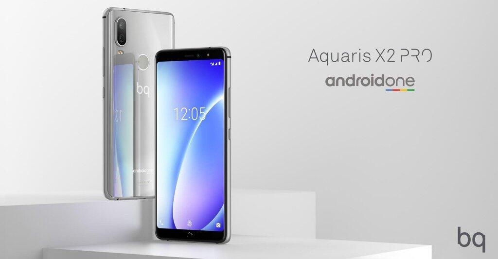 Android Android One Aquaris X2 Aquaris X2 Pro bq