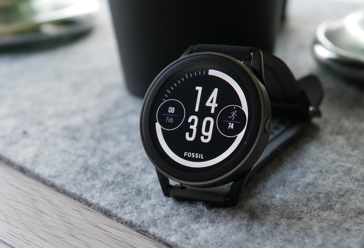 1 aff Android Fossil Google q control review test wear