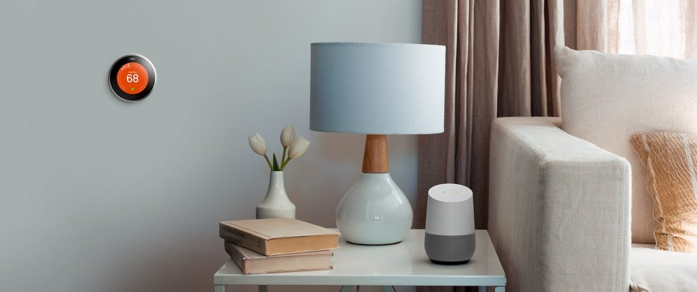 Android assistant Google hardware nest