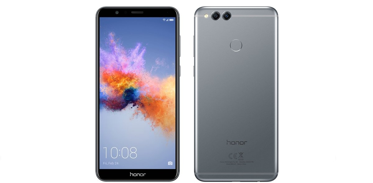 aff Android Honor Honor 7X