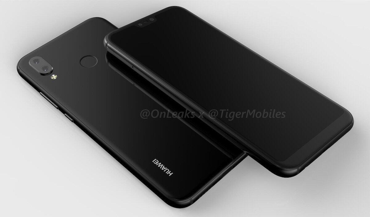 Android Huawei Leak lite p20