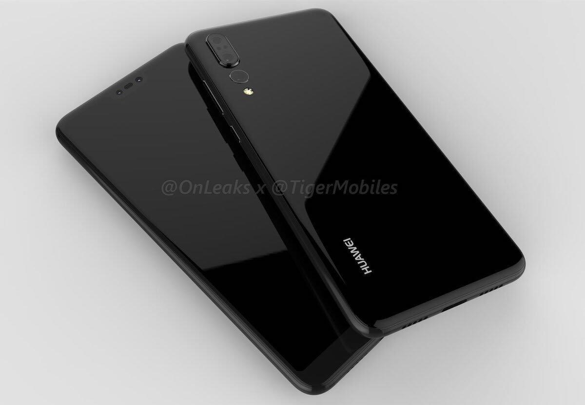 1 Android Huawei Leak p20 plus Pro