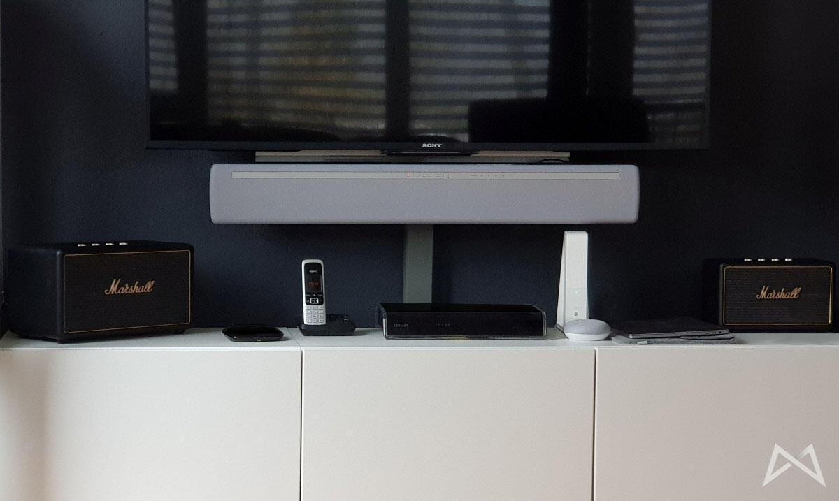 airplay Android Apple chromecast Marshall Multi-Room smart home Speaker test