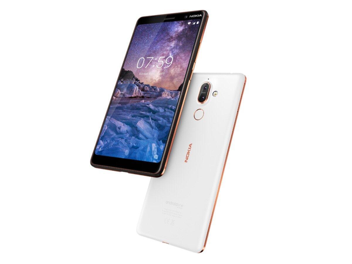 aff Android MWC2018 Nokia Nokia 7 Plus