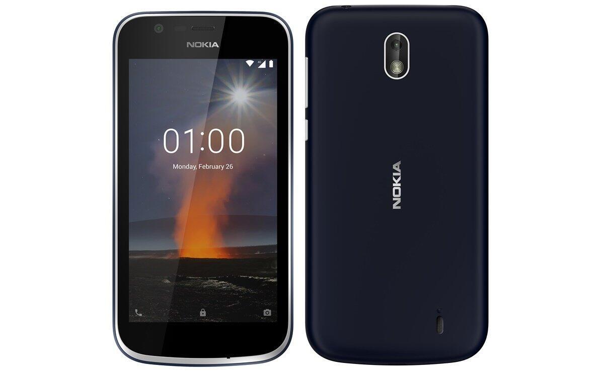 Android MWC2018 Nokia Nokia 1