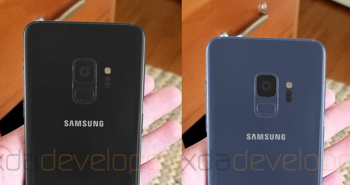 1 Android design galaxy Leak plus s9 Samsung unpacked