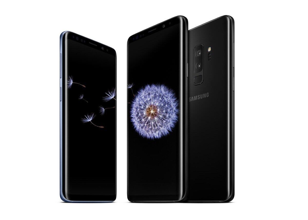 1 aff Android datum deutschland galaxy Google MWC2018 plus preis s9 Samsung