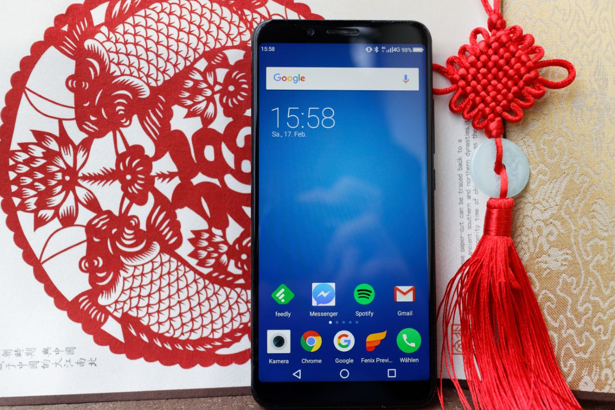 1 aff Android review test Testbericht UmiDigi Umidigi S2 Pro