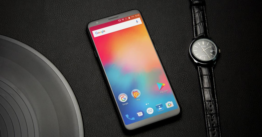 Android MWC2018 Vernee Vernee Apollo 2