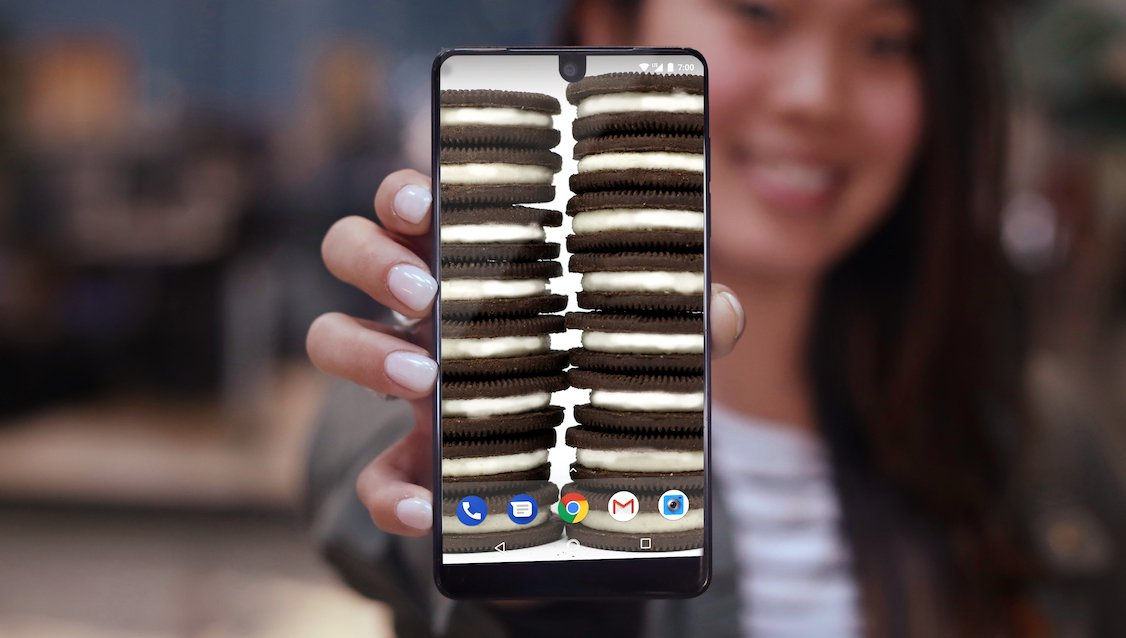 Android android 8.1 Oreo essential Essential Phone Update