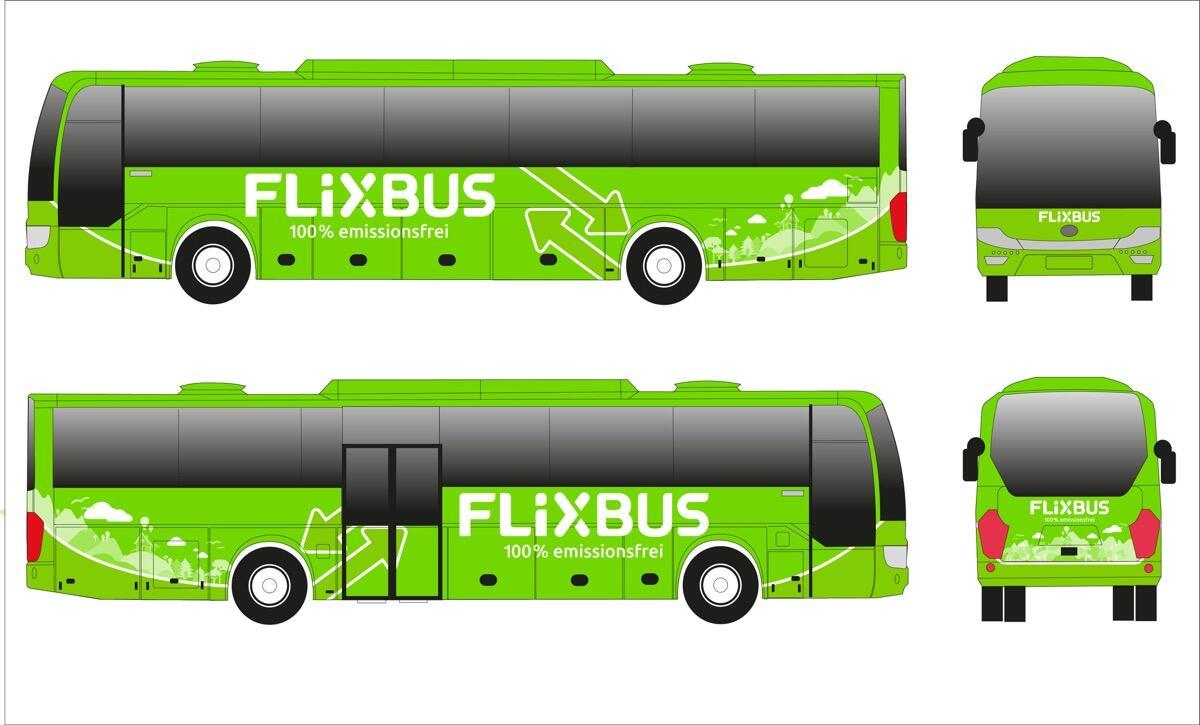 aff Android Apple bus e-bus Flixbus Mobilität Reisen