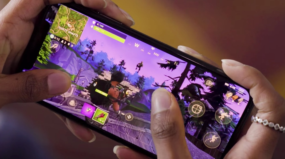 Android Apple battle royale epic games fortnite Google iOS