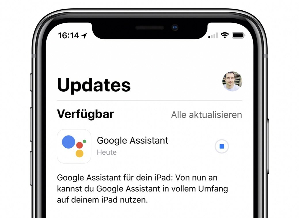 Apple assistant Google Google Assistant iOS Update