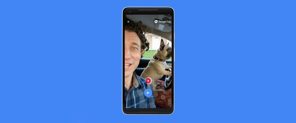 Android Google Google Duo