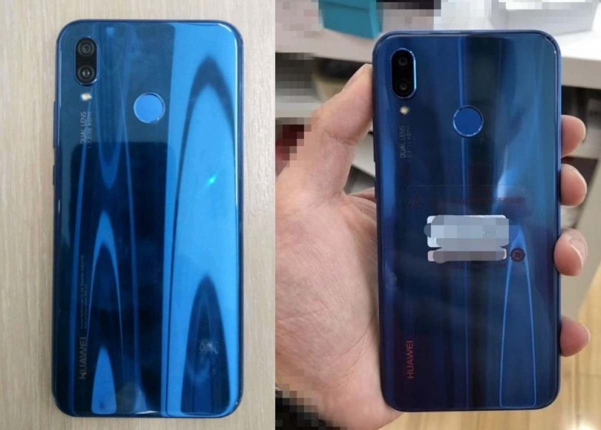 Android Huawei lite p20