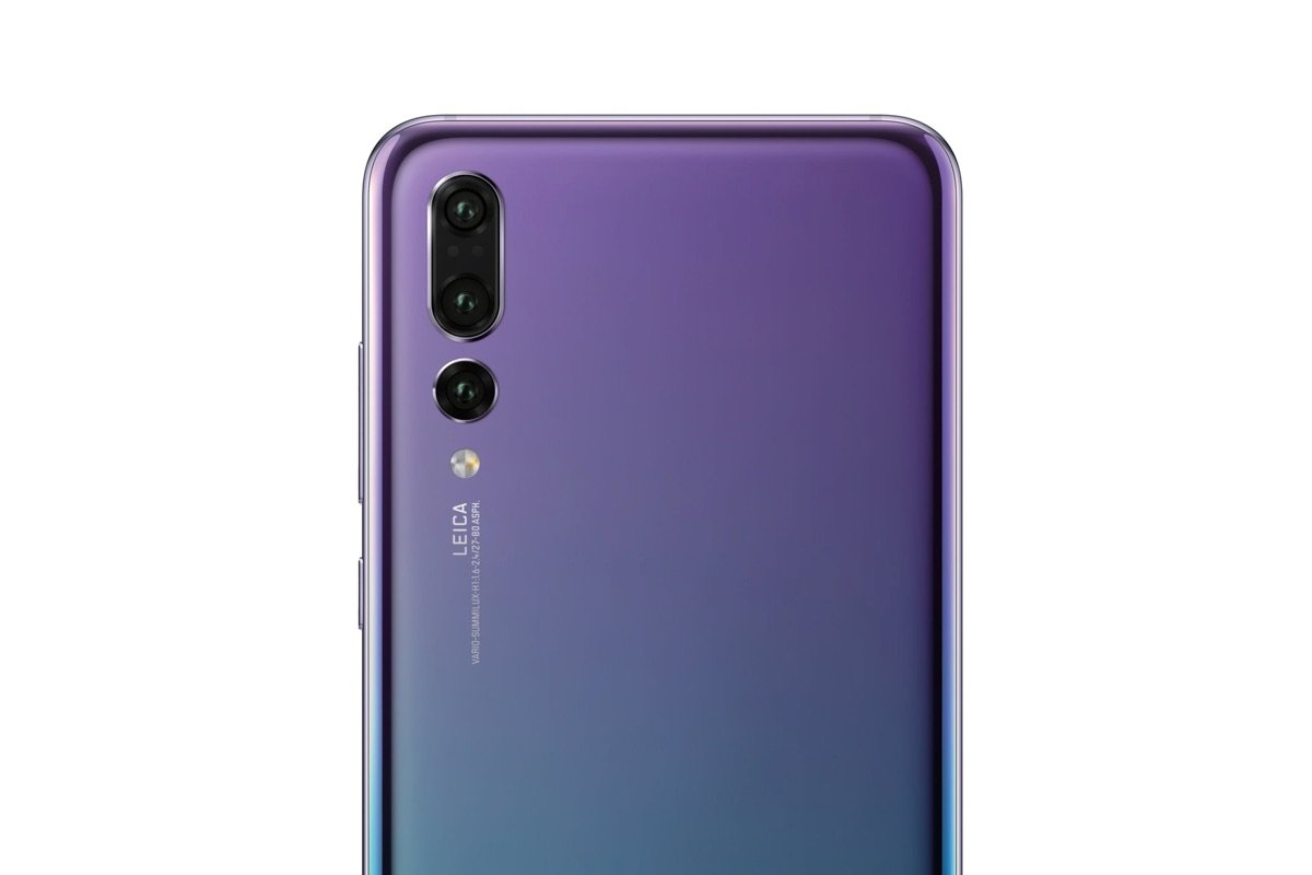 1 Android Google Huawei p20 Pro twilight