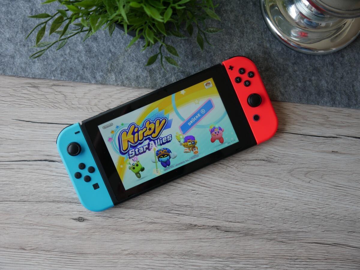 1 aff fazit kaufen kirby meinung Nintendo review star allies Switch test