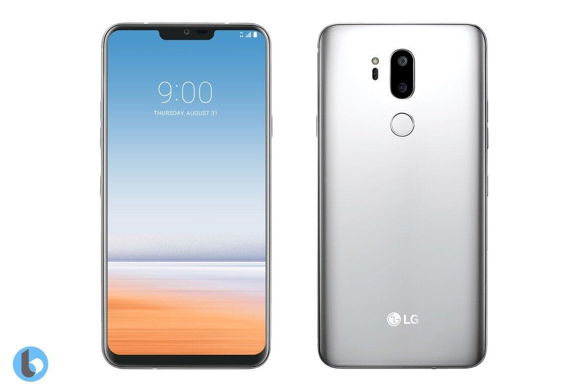 1 Android g7 Google LG mai wann